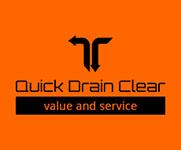Quick Drain Clear Glagow Logo